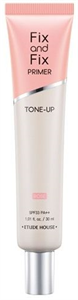 Etude House Fix&Fix Tone Up Primer SPF33 / PA++ Rose