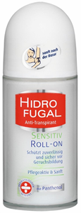 Hidrofugal Anti-Transpirant Sensitiv Roll-On
