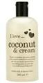 I Love... Coconut & Cream Hab-és Tusfürdő