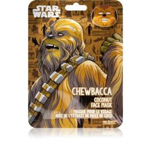 Mad Beauty Star Wars Chewbacca Hidratáló Gézmaszk Kókuszolajjal