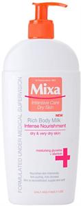 Mixa Intensive Care Dry Skin Rich Body Milk Intense Nourishment