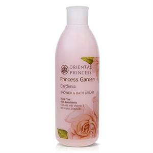 Oriental Princess Gardenia Shower & Bath Cream