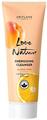Oriflame Love Nature Energizáló Arctisztító Organikus Sárgabarackkal és Naranccsal