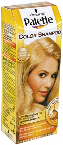 Palette Color Shampoo Tartós Hajszínező 17c5826af3