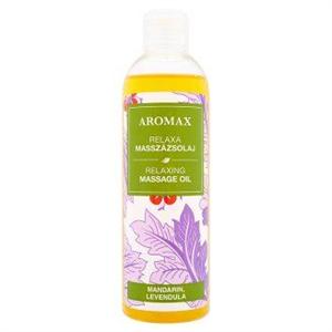 Aromax Relaxa Testápoló Masszázsolaj Mandarin- és Levendula Illóolajjal