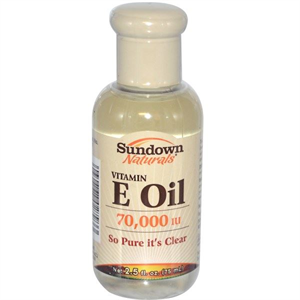 Sundown Naturals Pure Vitamin E Oil