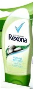 Rexona Natural Extracts Green Tea & Herbal Oils Tusfürdő