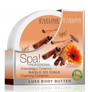 Eveline Cosmetics Spa Professional Charming Cinnamon Testvaj