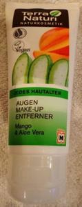 Terra Naturi Szemfesték Eltávolító Mangó & Aloe Vera