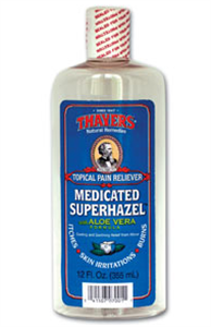 Thayers Medicated Superhazel Topical Pain Reliever
