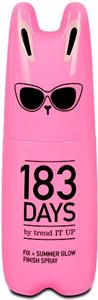 183 Days By Trend It Up Fix + Summer Glow Fényes Sminkfixáló Spray