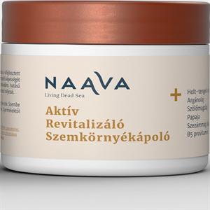 Naava Argan Beauty Aktív Revitalizáló Szemkörnyékápoló