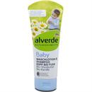 Alverde Baby Szenzitív Fürdető és Sampon (régi)
