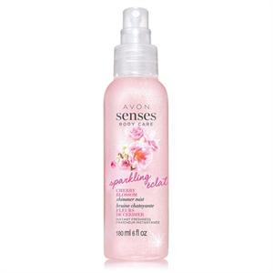 Avon Naturals Sparkling Cseresznyevirág Csillogó Testpermet