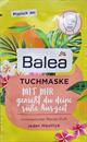 """Balea """"Mit Mir Geineßt Du Deine Süße Auszeit"""" Szövetmaszk Mangó Illattal"""