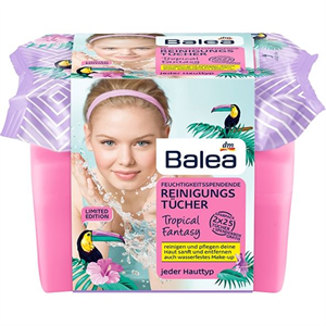 Balea Reinungstücher Tropical Fantasy