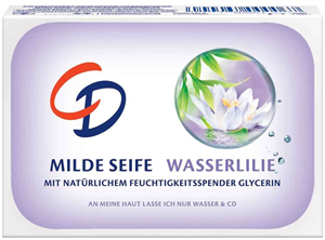 CD Milde Seife Wasserlilie