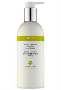 REN Citrus Limonum Prebiotic Hand Cream