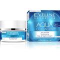 Eveline Cosmetics Aqua Collagen 45+ Ránctalanító Hidratáló Nappali és Éjszakai Krém