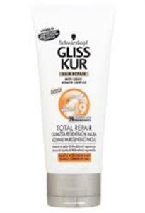Gliss Kur Total Repair Azonnali Hajregeneráló Pakolás