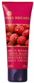 Yves Rocher Fruits Noirs Piros Gyümölcs Kézápoló Krém