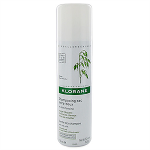 Klorane Gentle Dry Shampoo With Oat (Aerosol)