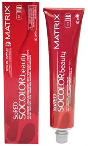 Matrix Socolor Beauty So Red 2in1 Hajfesték