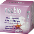 Neobio Cherry Blossom Éjszakai Krém