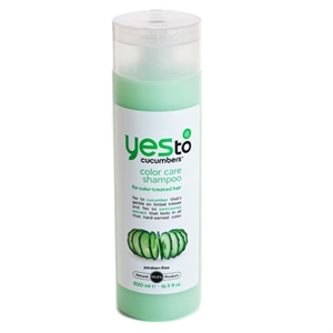 Yes To Cucumbers Color Care Shampoo