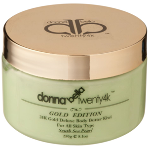 Donna Bella 24K Gold Deluxe Body Kiwi