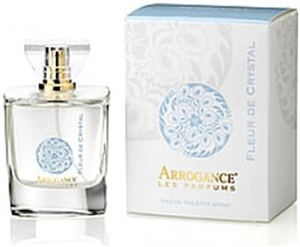 Arrogance Les Perfumes Fleur De Crystal