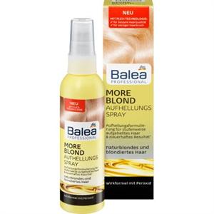 Balea Professional More Blond Világosító Hajspray