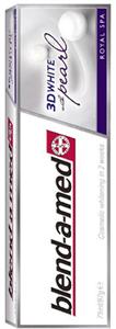 Blend-a-med 3D White With Pearl Royal SPA Fogkrém