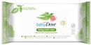 Dove Baby Illatmentes Törlőkendő
