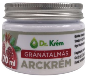 Dr. Krém Gránátalmás Arckrém