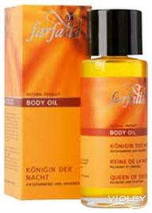 Farfalla Body Oil Queen of the Night