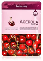Farm Stay Acerole Visible Difference Mask Sheet