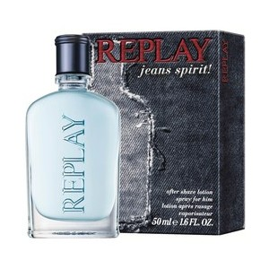 Replay Jeany Spirit! For Him EDT
