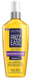 John Frieda Frizz Ease Tápláló Hajolaj