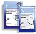 Neogence N3+ Intenzív Hidratáló Fátyolmaszk Xpermoisttal és Ceramiddal