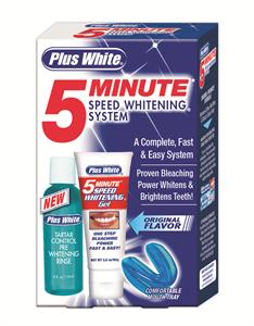 Plus White 5-Minute Fogfehérítő Készlet