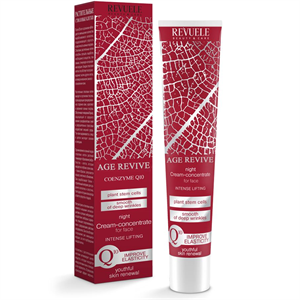 Revuele Age Revive Night Cream-Concentrate for Face