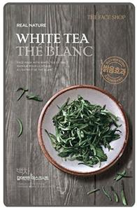 Thefaceshop Real Nature Mask Sheet White Tea