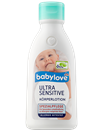 Babylove Ultra Sensitive Körperlotion (régi)