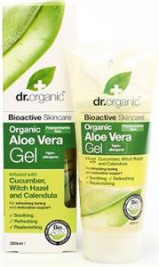 dr. Organic Aloe Vera Gél Varázsmogyoróval
