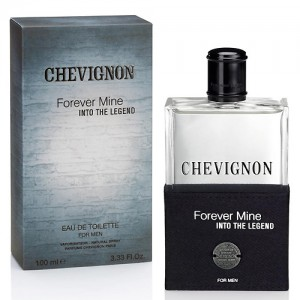 Chevignon Forever Mine Into The Legend For Men EDT