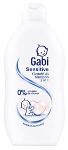 Gabi Sensitive Fürdető és Sampon 2in1