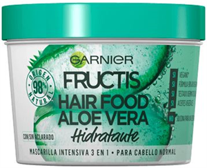 Garnier Fructis Aloe Vera Hair Food 3in1 Hajápoló Maszk