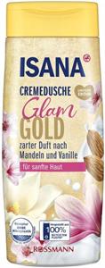 Isana Glam Gold Krémtusfürdő