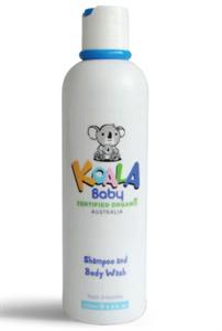 Koala Baby Shampoo and Body Wash